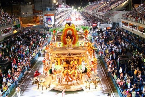 Rio Carnival Vacation Packages