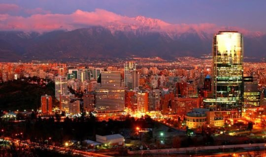 downtown-santiago-at-sunset-with-andes-behind-the-city