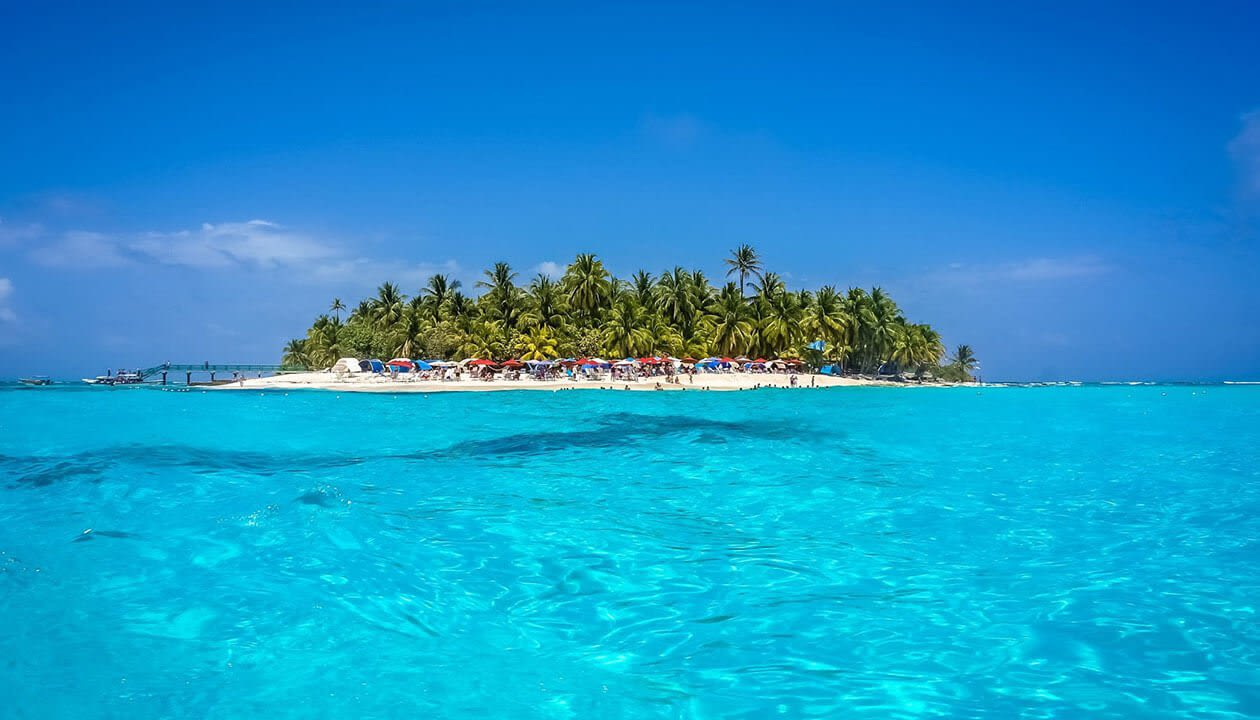 san andres island colombia