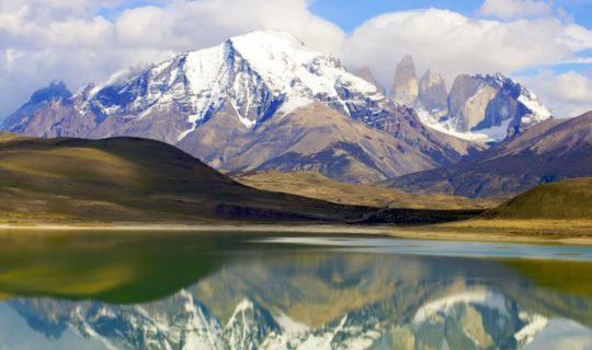 reflection-of-patagonia-off-tranquil-lake