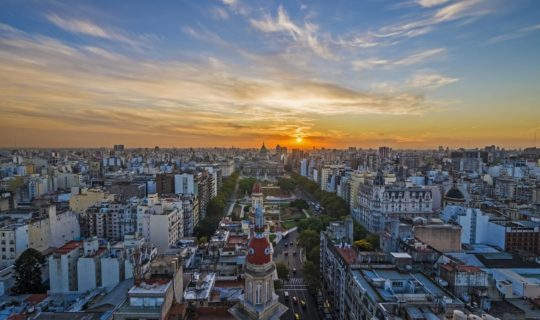 buenos-aires-skyline-at-sunset