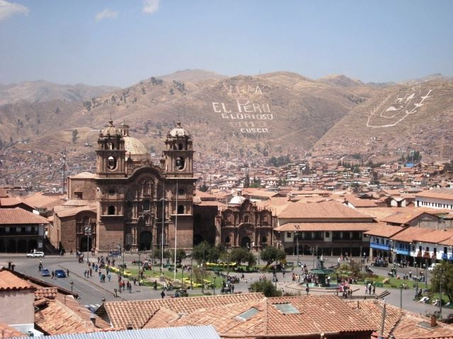 Peru and Bolivia Tours - Cusco