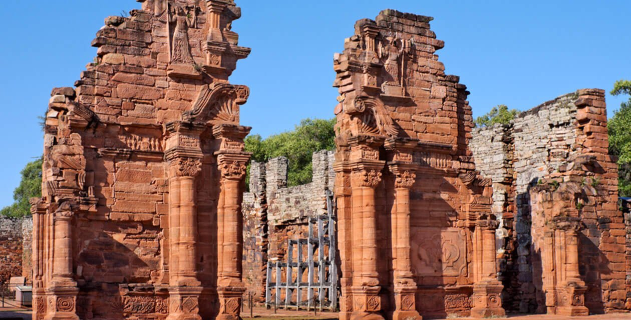activities in brazil: San Ignacio Ruins