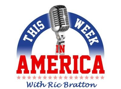 This Week in America with Ric Bratton radio logo