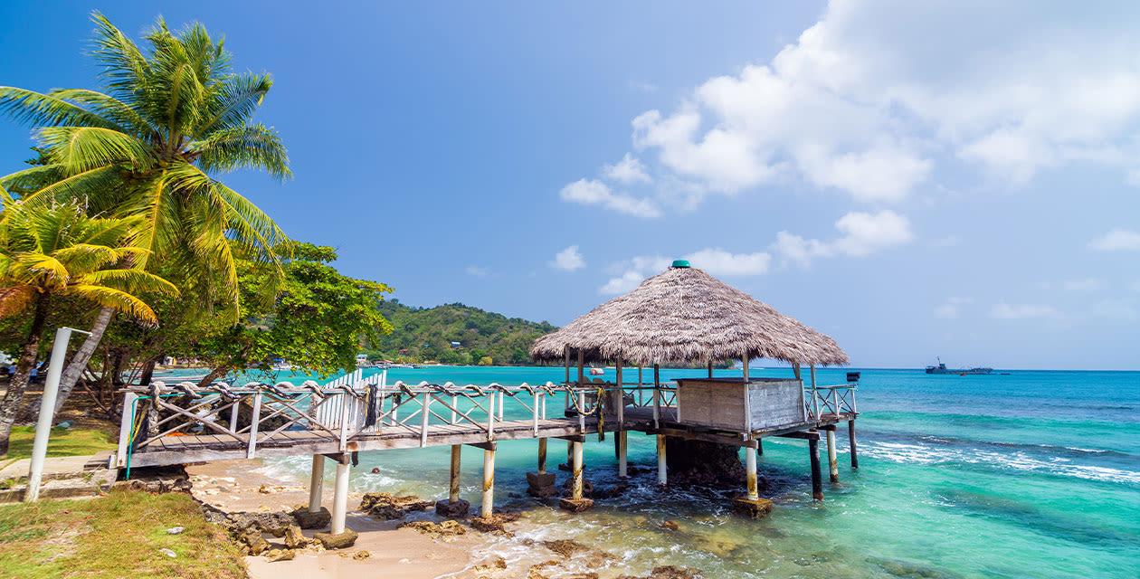 Tayrona, Colombia beach getaway