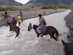 Horse Trail Ride Patagonia