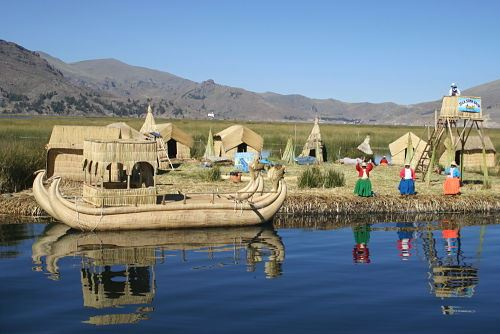 Lake Titicaca-places-to-visit-in-bolivia