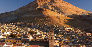 Potosi city, a place to visit in Bolivia