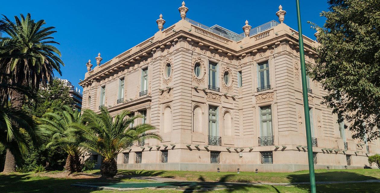 photo of the Evita Fine Art Museum