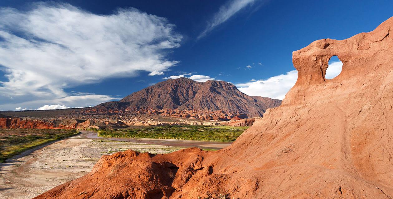 Calchaquí Valley desert mountains