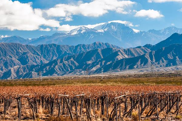 Mendoza - Romantic Destinations in South America