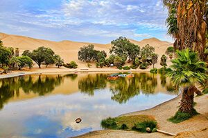 Huacachina - Family Friendly Travel in Peru