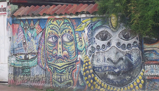 colombian street art
