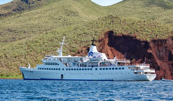 Galapagos Island Legend Cruise Vessel