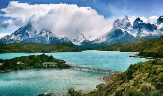 patagonia-blue-lagoon-with-torres-del-paine