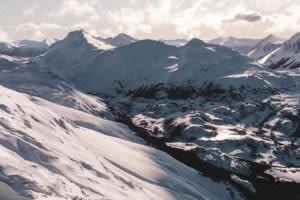 Cerro Castor slopes