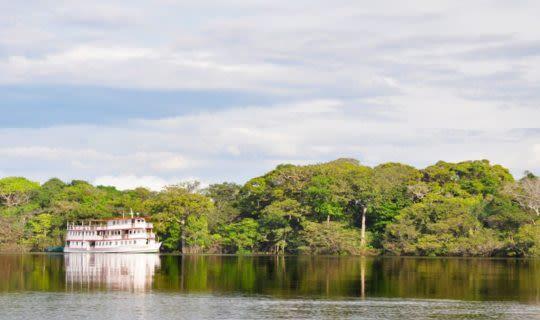 Amazon Tucano River cruise