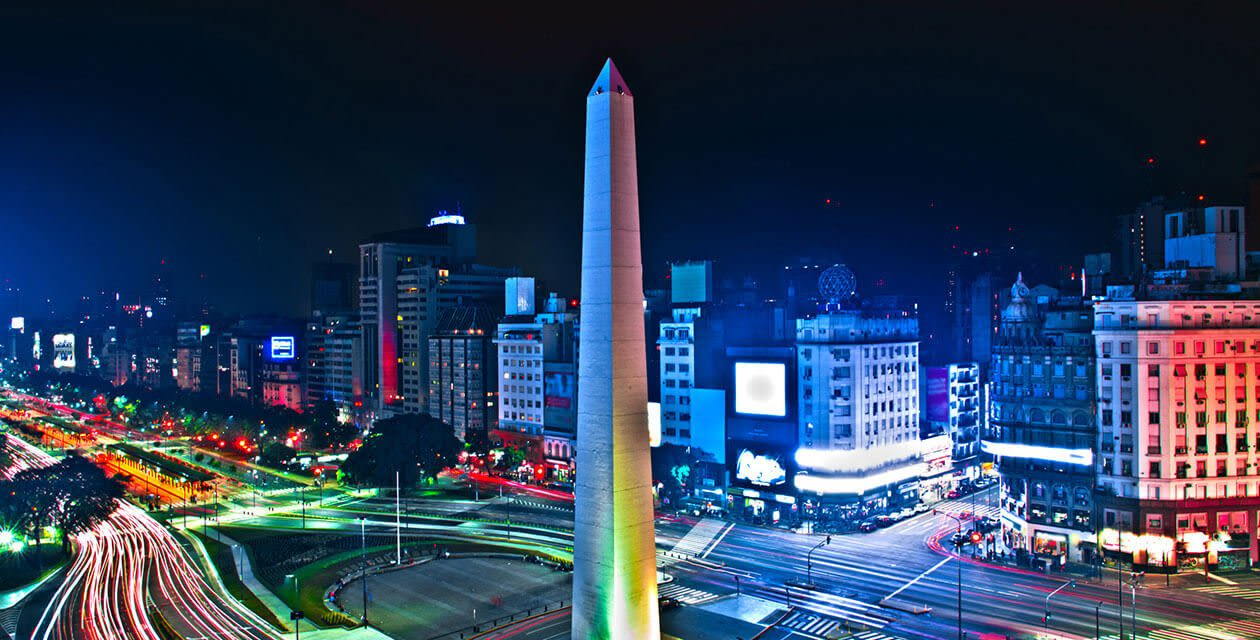 Buenos Aires downtown