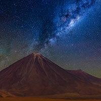Atacama starry night