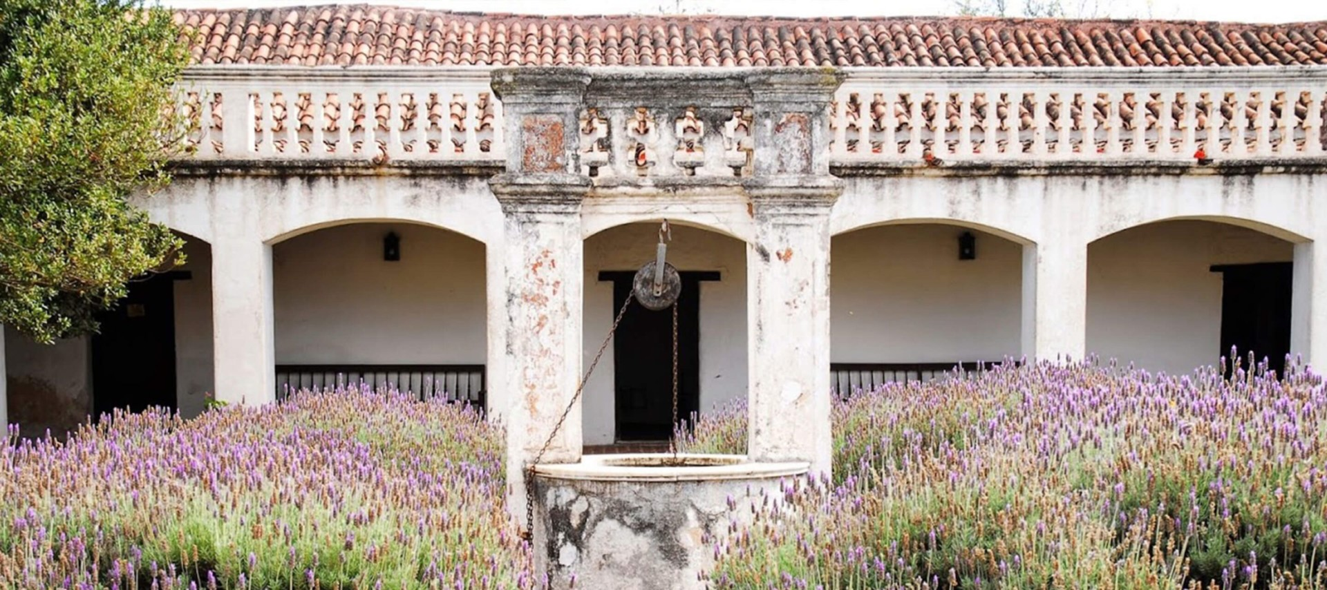 Old well in Cordoba