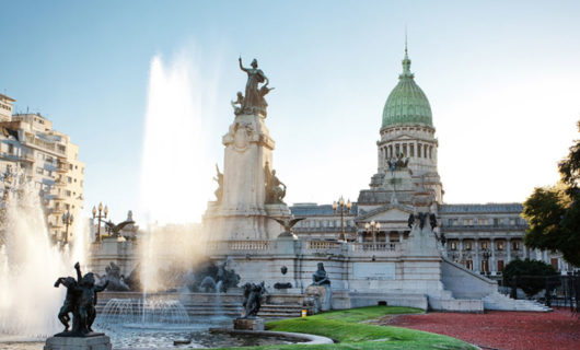 Buenos Aires Capital building