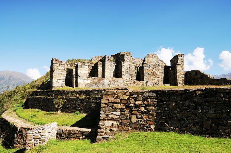 Choquequirap Ruins in Peru