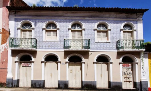 cute historic building in Sao Luis