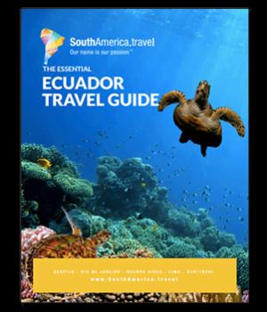 Ecuador Travel Guide Front