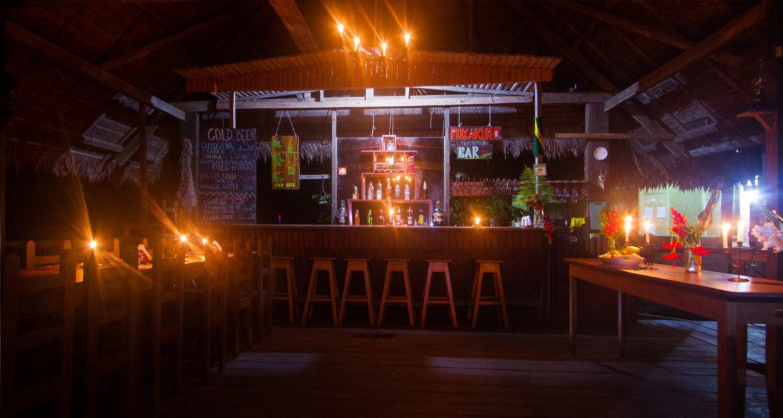 Inotawa Lodge bar