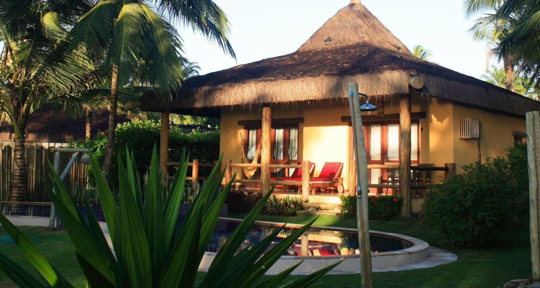 Jungle themed room in Kiaroa Eco-Luxury Resort