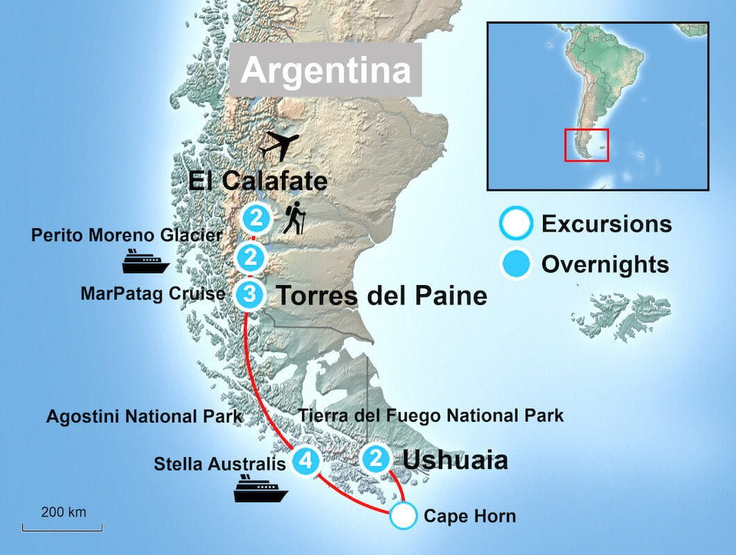 Happiest Place on Earth: Argentina Tour