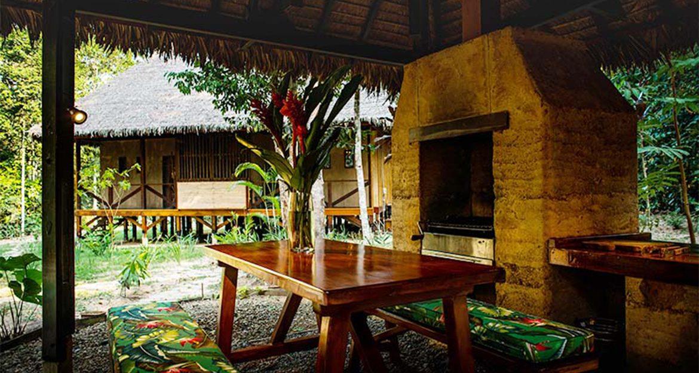 inside-the-refugios-amazonas-lodge-dinning-area