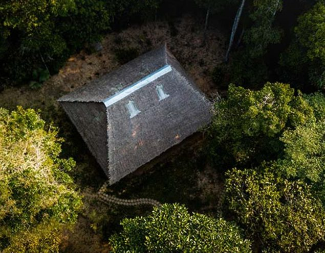 refugios-amazonas-lodge-from-above-surrounded-by-jungle