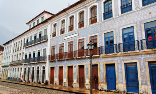 historic buildings of Sao Luis