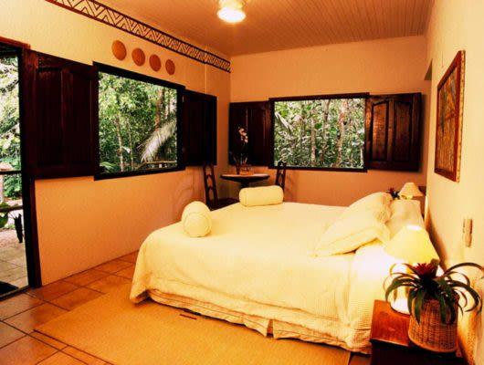 Amazon Ecopark Jungle Lodge room