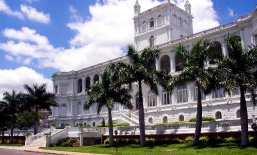 Capitol building of Asuncion, Paraguay