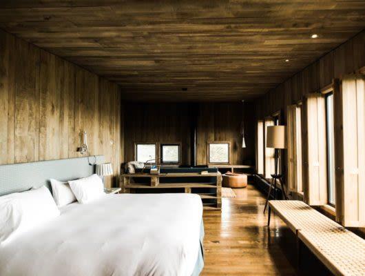 Awasi Patagonia room