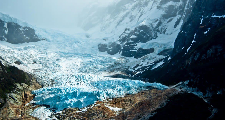 Balmaceda Glacier in Chile