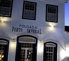 colonial architecture and beautiful hotel