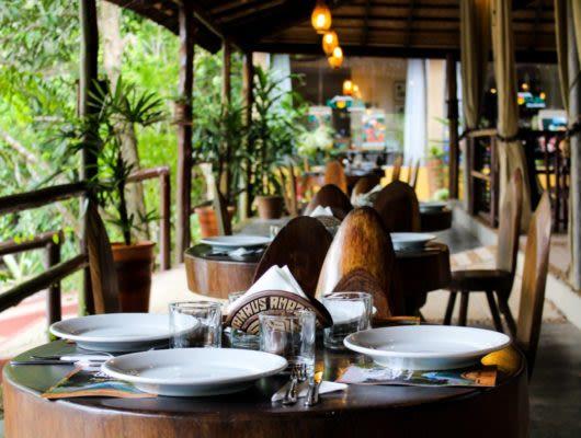 Brazil Rainforest Eco Park Lodge