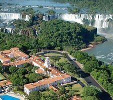 Iguazu Falls resort