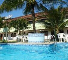 Hotel Pool Yard