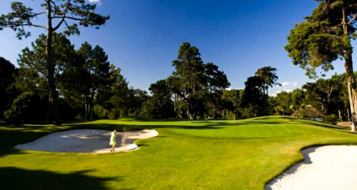 Golf course in Buenos Aires