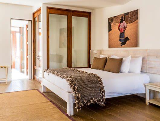 Casa Atacama bedroom