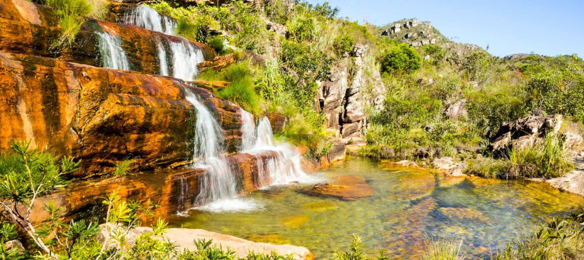 Chapada Diamantina waterfalls