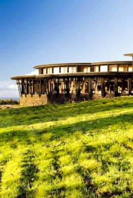 Rapa Nui Explora lodge in Chile