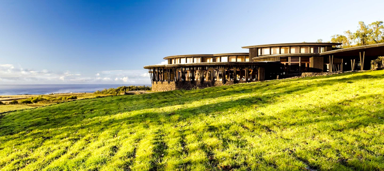 Rapa Nui Explora lodge in Chile
