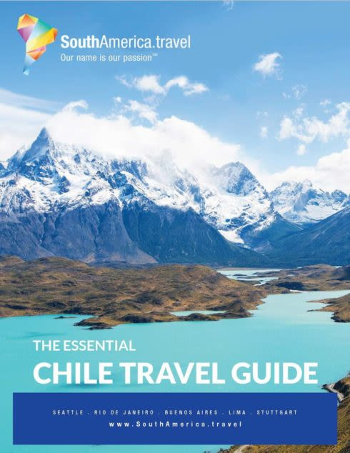 Chile Travel Guide cover