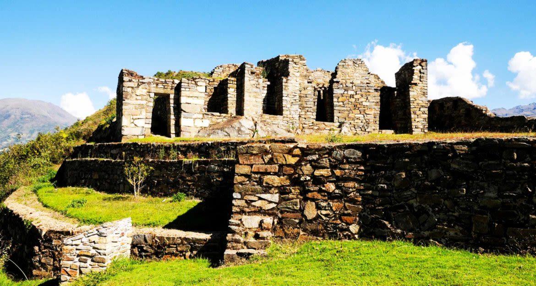 Choquequiro Ruins in Peru