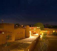 night and hotel
